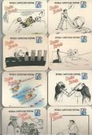 Stella  Artois  - World Cartoons Festival    - 31  STUKS - Sous-bocks