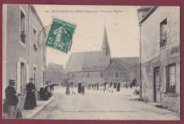 53 - 190313 - SAINT GEORGES SUR ERVE - Place De L'église - - Otros Municipios