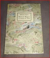 Tappert, RICHARD WAGNER IM SPIEGEL DER KRITIK, 1903, VII, 106 Seiten - Libri Vecchi E Da Collezione