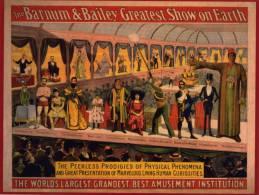 CPM - Cirque - Barnum & Bailey Greatest Show On Earth - Cirque