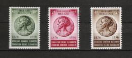 Zegels 991 - 993 ** Postfris Aan 10% - Belgien