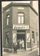 """Photo """"Boitsfort - Rue Du Curé - Coin Rue De Liège - Café Du Bon Coin"""" - Zonder Classificatie"""