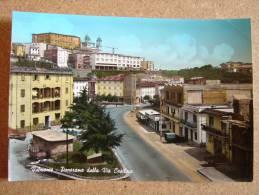 Rm1236)  Valmonte - Panorama Della Via Casilina - Non Classificati
