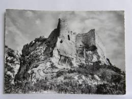 CPSM (84) Vaucluse - FONTAINE De VAUCLUSE - Les Ruines Du Château - France