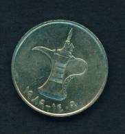 UNITED ARAB EMIRATES - 1989 1d Circ. As Scan - United Arab Emirates
