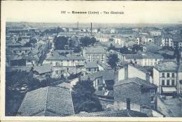RHONE ALPES - 42 - LOIRE - ROANNE - Vue Générale - Roanne