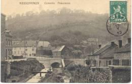NESSONVAUX (4870) COWETTE - Entr�e de la nouvelle route de SOIRON