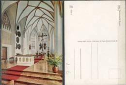 Ak Deutschland  - Eiselfing - Pfarrkirche St. Rupert,church,Eglise - Innenaufnahme - Kirchen U. Kathedralen