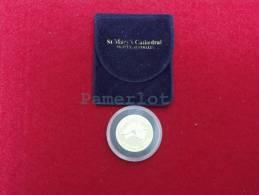 Medaille Coin Jeton (St Mary's Cathédrale Sydney  Souvenir Coin 2008 Australia ) Médaille Medal Medaglia Catholique - Non Classés