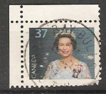 Canada  1987 Definitives; Queen Elizabeth II  (o) Portrait - Used Stamps