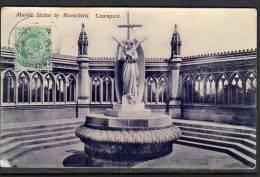 India WAWNPORE Statue By Marochetti To The UK (bu14) - Inde