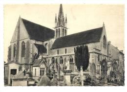 Cp, 60, Crépy-en-Valois, L'Eglise Saint-Denis - Crepy En Valois