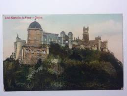 B1741 * PORTUGAL. Sintra. Palácio Da Pena - Lisboa