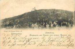 Germany Zobtenberg Bergkapelle Ubd Kanzel,vom Grossen Riessnen Aus - Schlesien