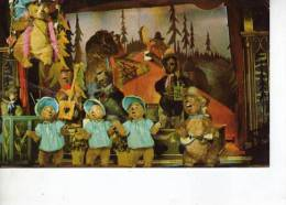 THE COUNTRY BEAR JAMBOREE  OHL - Disneyland