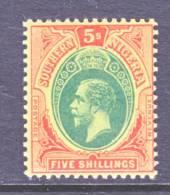 Southern Nigeria 54  * - Nigeria (...-1960)