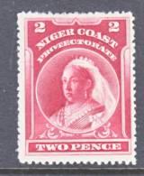 Niger Coast Protectorate  45  * - Nigeria (...-1960)