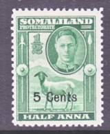 Somaliland  116  * - Somaliland (Protectorate ...-1959)