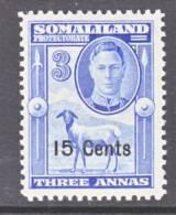 Somaliland  118   * - Somaliland (Protectorate ...-1959)