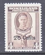 Somaliland  Protectorate  119   * - Somaliland (Protectorate ...-1959)