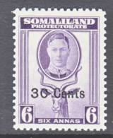 Somaliland  Protectorate 120   * - Somaliland (Protectorate ...-1959)