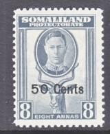 Somaliland  Protectorate 121   * - Somaliland (Protectorate ...-1959)