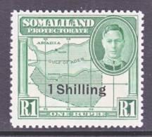 Somaliland  Protectorate 123   * - Somaliland (Protectorate ...-1959)