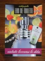 Titilla Papilla Parfum Carte Postale - Modern (from 1961)