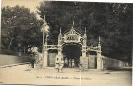 FOURAS-LES-BAINS-Entree Du Casino - Fouras-les-Bains