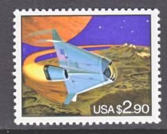 U.S. 2543   **    SPACE  SHUTTLE - United States