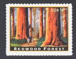 U.S. 4378   **  REDWOOD  FOREST - United States