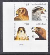 U.S. 4608+    **   BIRDS  Of  PREY - United States
