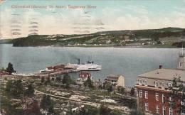 CPA CANADA CHICOUTIMI Saguenay River - Chicoutimi