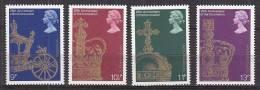 PGL BL0233 - GRANDE BRETAGNE Yv N°864/67 ** - 1952-.... (Elizabeth II)