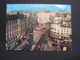 == Luxemburg , 1978   Alte Autos - Luxemburg - Stadt