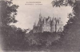 CPA -51- MARNE - BOURSAULT - Le Château - Autres Communes