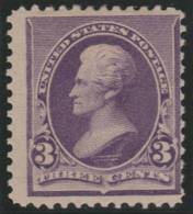 USA 1890/93 - Yvert #72 - MLH * - Unused Stamps