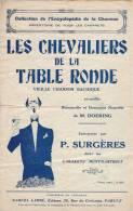 Les Chevaliers De La Table Ronde,chanson à Boire - Musique & Instruments
