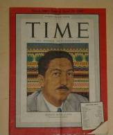 Time - Atlantic Overseas Edition -28 Aprile 1947 - Libri, Riviste, Fumetti