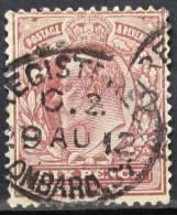 GRANDE BRETAGNE           N° 114             OBLITERE - Usati