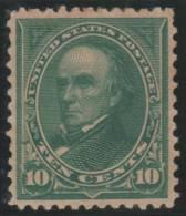 USA 1890/93 - Yvert #77 - Mint No Gum (*) - Nuovi