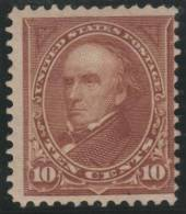 USA 1898/99 - Yvert #127 - MLH * - 1847-99 Emisiones Generales