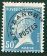 TYPE PASTEUR N°68 . 11 PO 15 - 1893-1947