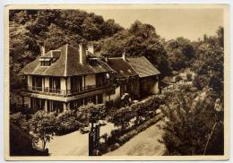 AVALLON--carte Publicitaire--Vallée Du Cousin--Hostellerie Du Moulin Des Ruats ,cpsm 10 X 15  éd  Duvergier & Fils - Hotels & Restaurants