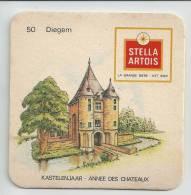 Stella Artois  Kastelenjaar   Diegem - Sous-bocks