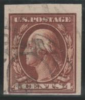 USA 1908/09 - Yvert #170D - VFU - Estados Unidos
