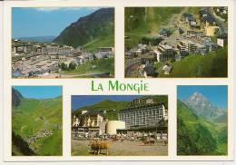 Carte Postale Photos Couleur LA MONGIE De 2007 - Bagneres De Bigorre