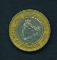 BAHRAIN - 1992 100f Circ As Scan - Bahrain
