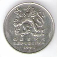 REPUBBLICA CECA 5 KORUN 1994 - Repubblica Ceca
