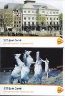Nederland 2012, Postfris MNH, Folder 465, 125 Years Carre - Periode 1980-... (Beatrix)